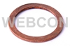 Copper Gasket now use 4153002400 Fibre washer