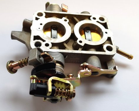 Base Throttle Assemblies