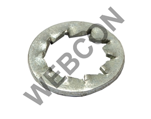 M8 Washer Internal tooth