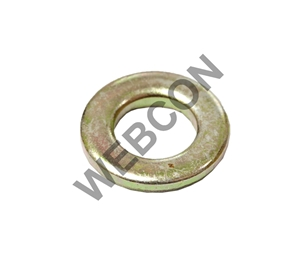 M6 washer plain 12.5mm