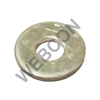 M6 washer plain 18mm