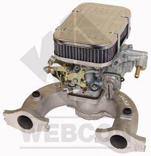 MGB 1 x 32/36 DGV kit - Webcon UK Ltd