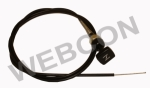 "Choke Cable Assembly 54""/57"""