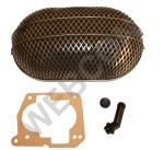 DMTR/DMTL Air Filter Oval 60mm height