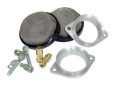Low profile air horn / mesh filter kit 40IDF