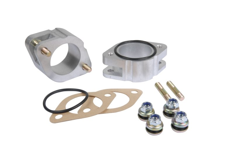 Manifold spacer kit - DCOE FLANGE - single 32mm