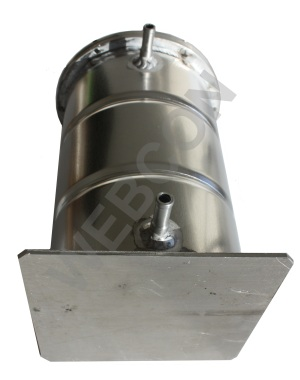 EFI Fuel pump / Swirl pot assembly