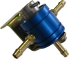 0-5 bar adjustable Blue - Twin Push on fittings