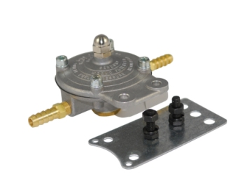 Adjustable Regulator - 1.5 - 5psi